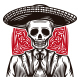 Skull Mariachi Logo Template - GraphicRiver Item for Sale