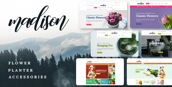 Madison - Multipurpose OpenCart Theme (Included Color Swatches) - Miscellaneous OpenCart