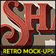 10 Retro Mock-Ups vol. 03 - GraphicRiver Item for Sale