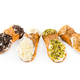 Four Sicilian cannoli - PhotoDune Item for Sale