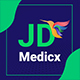 JD MedicX - Multipurpose Clinic Joomla 3.9 Template with Multiple Homagepage Layouts