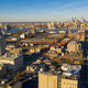 Aerial View Over Camden New Jersey Downtown Philadelphia Visable - PhotoDune Item for Sale