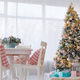 Christmas tree in the living room - PhotoDune Item for Sale