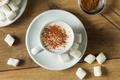 Healthy Homemade Milk Babyccino - PhotoDune Item for Sale