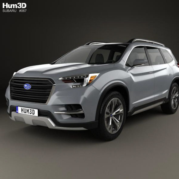 Subaru Ascent Suv 2017