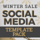 Free Download Christmas Instagram Post Templates Nulled