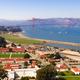 Aerial View San Francisco Bay Golden Gate Bridge California - PhotoDune Item for Sale