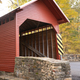 Side Front View Roddy River Covered Bridge Maryland State - PhotoDune Item for Sale