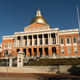 Front Bulfinch Entrance Massachusetts State House Capital Building - PhotoDune Item for Sale