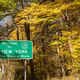 Welcome to New York The Empire State Boundary Road Sign - PhotoDune Item for Sale