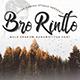 Bro Rintto - GraphicRiver Item for Sale