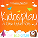 Kidosplay - GraphicRiver Item for Sale