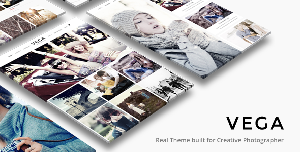 Photography Portfolio | Vega WordPress for Photography - Photography Creative