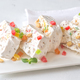 White nougat with fresh mint leaves - PhotoDune Item for Sale