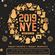 Free Download New Year Flyer Nulled