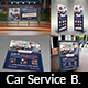Car Service Advertising Bundle Vol.2 - GraphicRiver Item for Sale