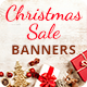 Christmas Sale - Online Store Animated HTML5 Banner Templates (GWD) - CodeCanyon Item for Sale