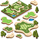 Golf Course - GraphicRiver Item for Sale