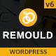 Remould | Construction & Building WordPress Theme - ThemeForest Item for Sale