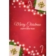Merry Christmas Background with Luminous Garlands - GraphicRiver Item for Sale