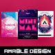 Free Download 3 in 1 Minimal Flyer/Poster Bundle Nulled