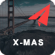 Free Download X-Mas - Multipurpose Responsive Email Template With Mailchimp Editor & Online StampReady Builder Acc Nulled