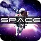 Astronaut In Open Space - VideoHive Item for Sale