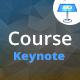 Course Multipurpose Keynote Presentation Template - GraphicRiver Item for Sale