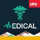 Medical and Healthcare Google Slides Presentation Template - GraphicRiver Item for Sale