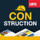 Construction Google Slides Presentation Template - GraphicRiver Item for Sale