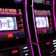 Gaming slot machines in casino - PhotoDune Item for Sale