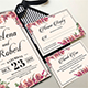 Wedding Invitation Card Bundle - GraphicRiver Item for Sale