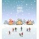on the Rink City - GraphicRiver Item for Sale