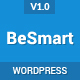 BeSmart High-Converting Landing Page WordPress Theme - ThemeForest Item for Sale