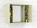 Mirror cabinet in the bathroom - PhotoDune Item for Sale