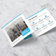 Square Business Annual Tri-Fold - GraphicRiver Item for Sale