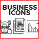 Free Download Business Icons - Volume 1 Nulled