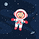 Vector Illustration of Space - GraphicRiver Item for Sale