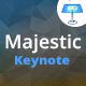 Majestic Multipurpose Keynote Presentation Templat - GraphicRiver Item for Sale