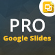 PRO Multipurpose Google Slides Presentation Template - GraphicRiver Item for Sale