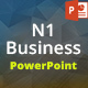 N1 Multipurpose PowerPoint Presentation Template - GraphicRiver Item for Sale