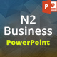 N2 Multipurpose PowerPoint Presentation Template - GraphicRiver Item for Sale