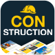 Construction Keynote Presentation Template - GraphicRiver Item for Sale