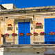 Colorful house facade in Malta. - PhotoDune Item for Sale
