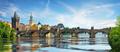 Charles bridge on Vltava - PhotoDune Item for Sale