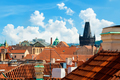 Red roofs of Prague - PhotoDune Item for Sale