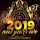 2019 New Years Eve - GraphicRiver Item for Sale
