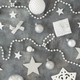 Silver Christmas decorations - PhotoDune Item for Sale
