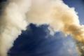 Intense column of smoke - PhotoDune Item for Sale