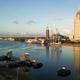Waterfront Port Mobile River Riverfront Alabama State USA - PhotoDune Item for Sale